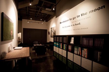 General Academic Study Lounge Houston