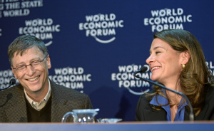 Bill & Melinda Gates Foundation - GAVI Alliance: Melinda French Gates, William H. Gates III
